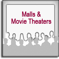 Atlanta malls movie button