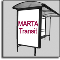 Atlanta marta transit button